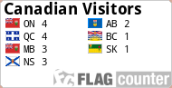 Canadian Visitors